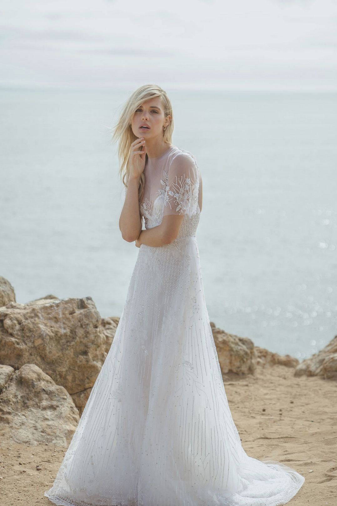 beautiful beach wedding dresses to inspire you beach weddings