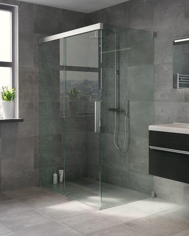 inloopdouche met schuifdeur google zoeken badkamer pinterest