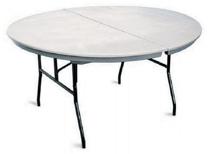 Round Folding Table Wild Country Fine, Fold Up Round Table