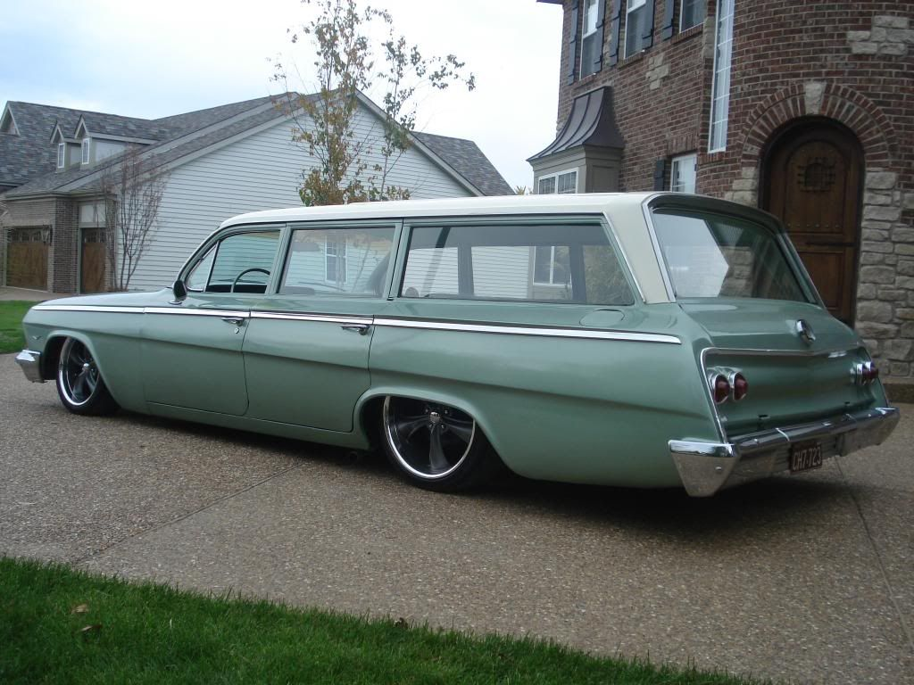 1962 chevy bel air wagon