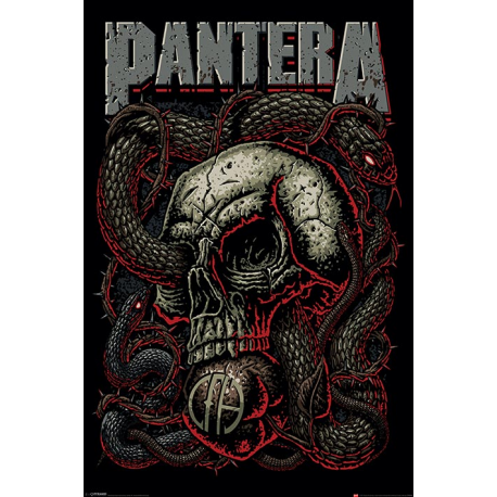 Decorate Your Walls With This Brand New Poster 100 Fully Licensed Product Maxi Poster Sized At 24x36 Inc Rock Band Posters Heavy Metal Bands Heavy Metal Art