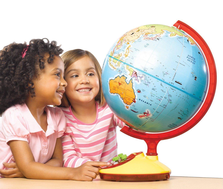 Geosafari Talking Globe Junior Is The Best Globe For Kids