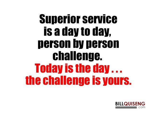 Customer service course work