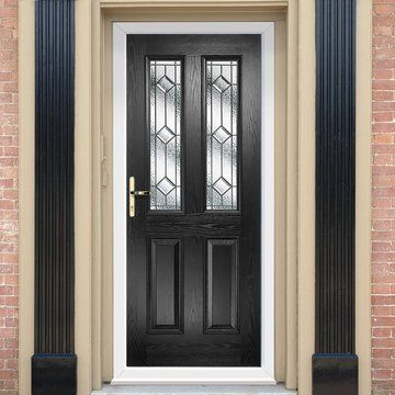 90408 From Doors Direct Malton Compiosite With Decorative Glass