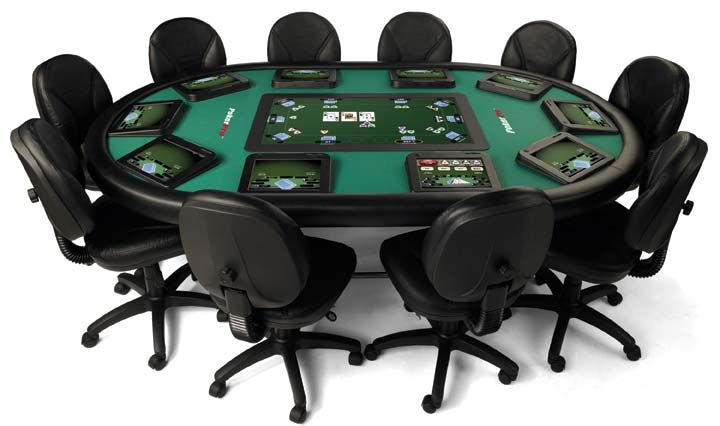 Home Poker Rooms | Hereu0027s Another Poker Table That Brings Professional  Quality Play And .