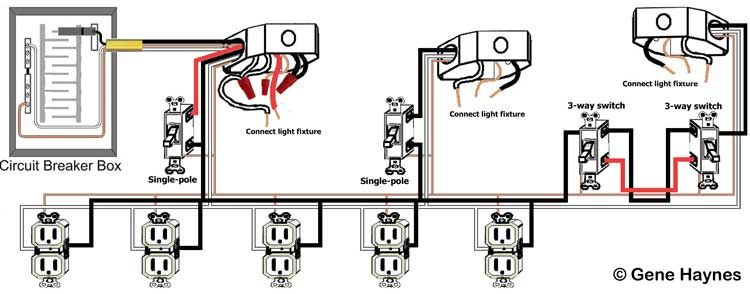 Basic House Wiring In 2020 House Wiring House Wiring Basics Residential Electrical