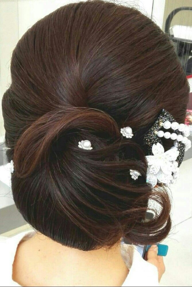 Sanggul Sanggul Modern Hair Party Hairstyles Long Hair Styles