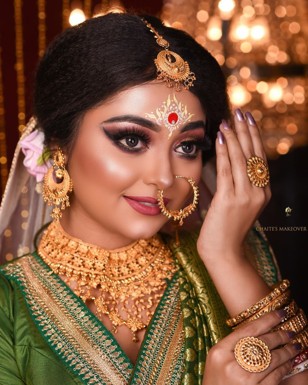 How Much Does Bridal Makeup Cost in Kolkata? Bridal