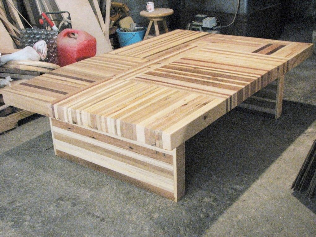 Butcher Block Table Tops For Your Unique Furniture Ideas How To Make A Top Round Maple