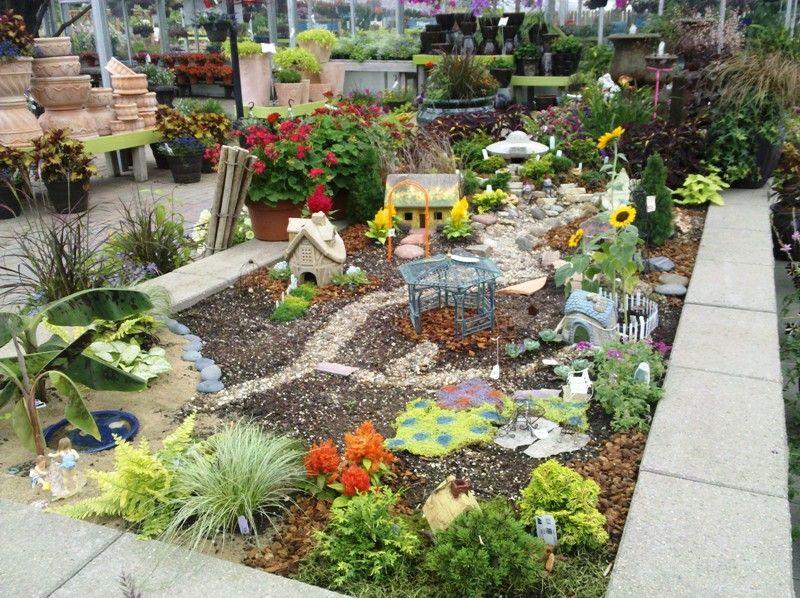 Inspiration Backyard Fairy Garden 7 Copy Miniature Fairy
