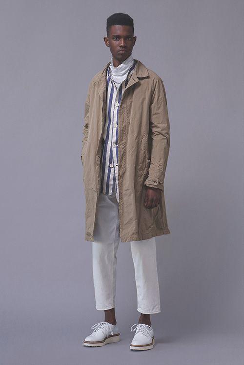 サイ(Scye) 2016年春夏コレクション - リラックス素材×テーラードでつくる、特別な日常着 - 写真10   ファッションニュース - ファッションプレス