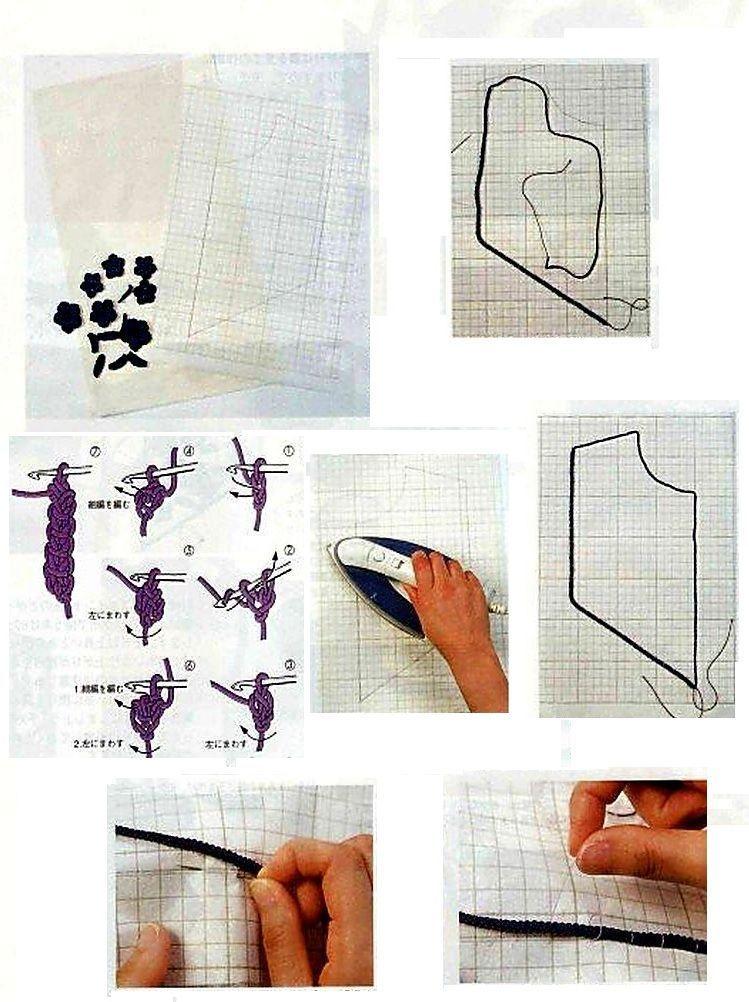 Perfecto A Tejer Patrones Cresta - Ideas de Patrones de Costura ...