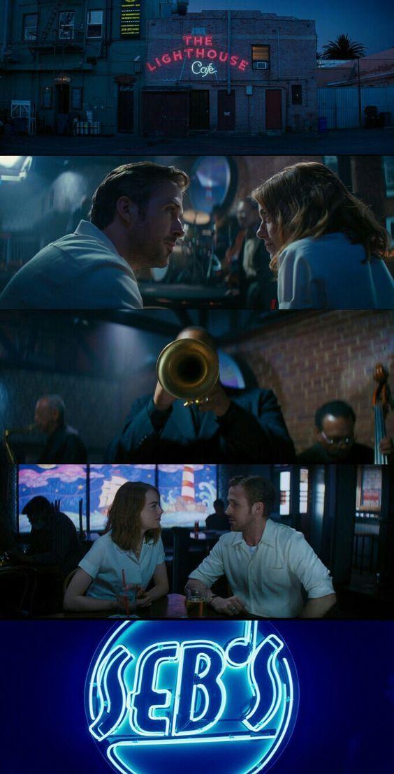La La Land #scenesfrommovies