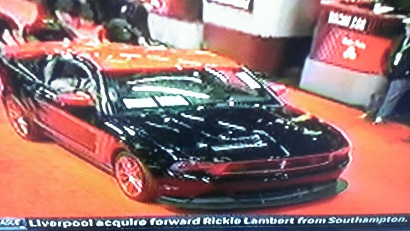 2012 Mustang 302 Boss