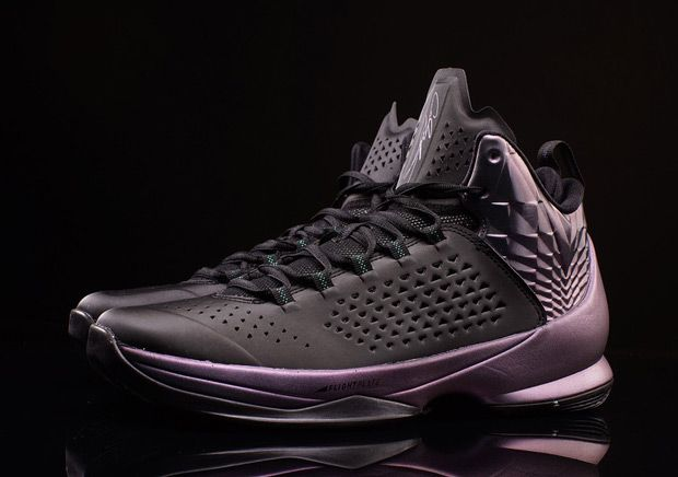 a073d620bb5aed ... M11 Black Berry Anthracite air jordan melo purple blue . ...
