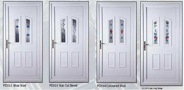 upvc fornt door