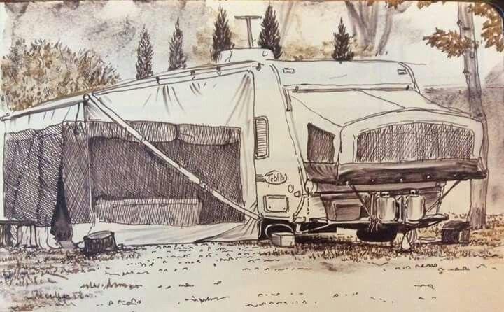 Donald Owen Colley - camp