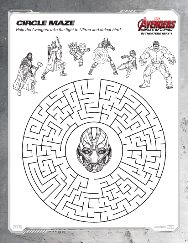 Avengers Coloring Pages | Kids crafts | Pinterest | Laberintos ...