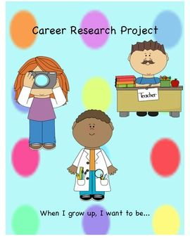 career choice research paper Write a career research paper student/class goal as students contemplate continuing their class presentations can be made on their career choice and what area of.