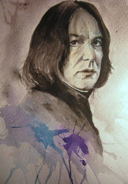 snape__watercolor__by_kaprasisd4ap3cp
