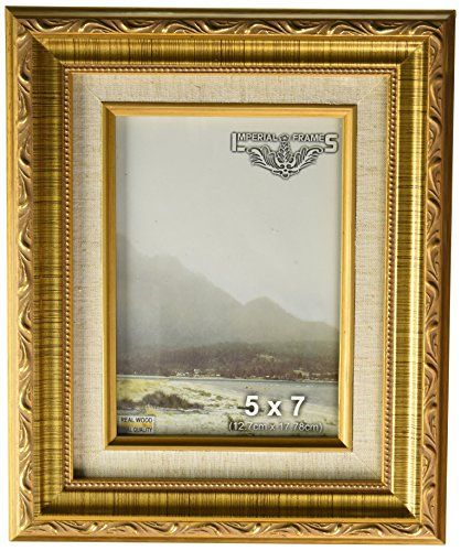 Fits 16 X 20 Picture About 40 Bucks Imperial Frames 6141620 16 By 20 Inch 20 By 16 Inch Pictu Https Www Amazon Com Frame Gold Picture Frames Photo Frame