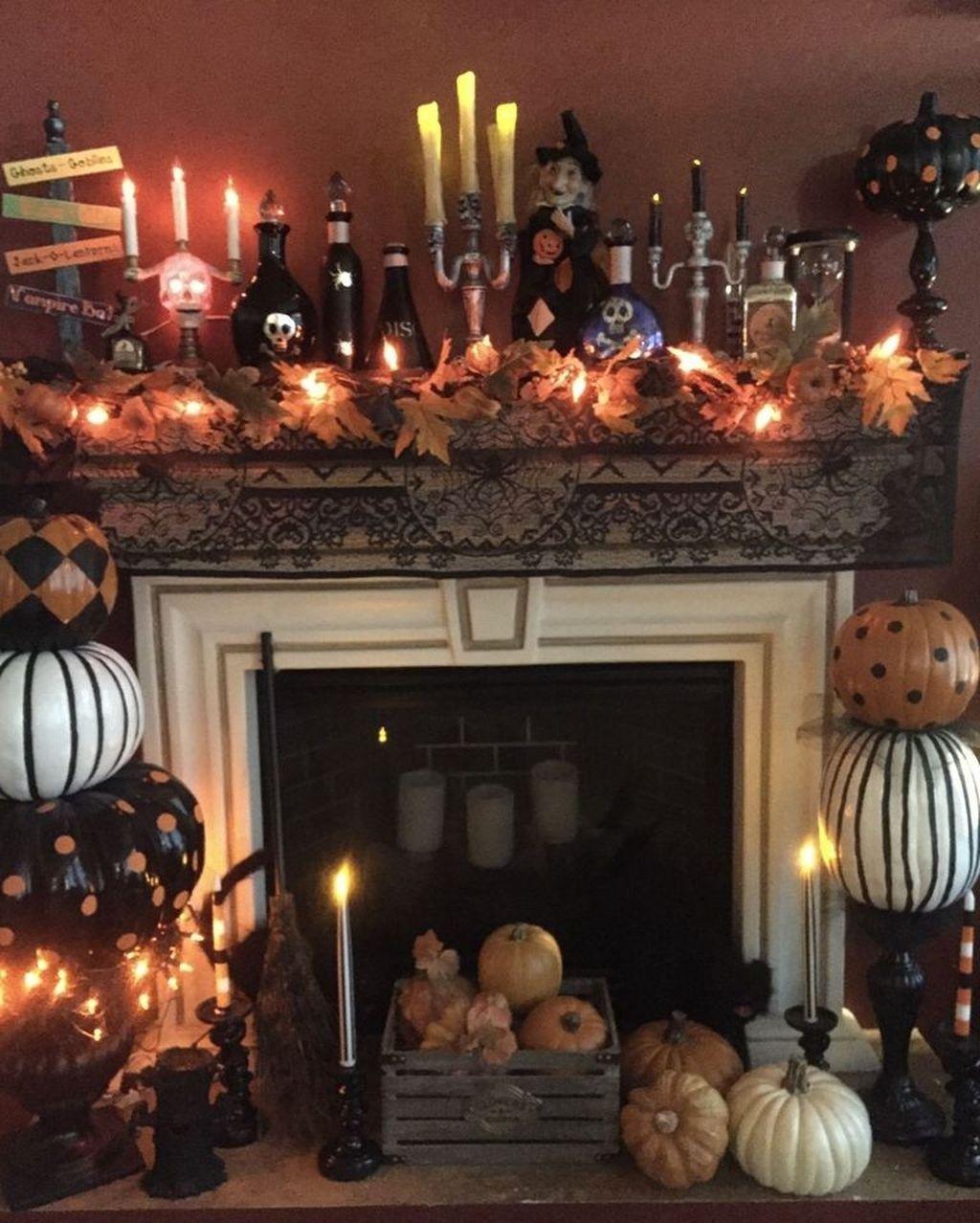 Creative Halloween Home Decor To Your Inspire 48