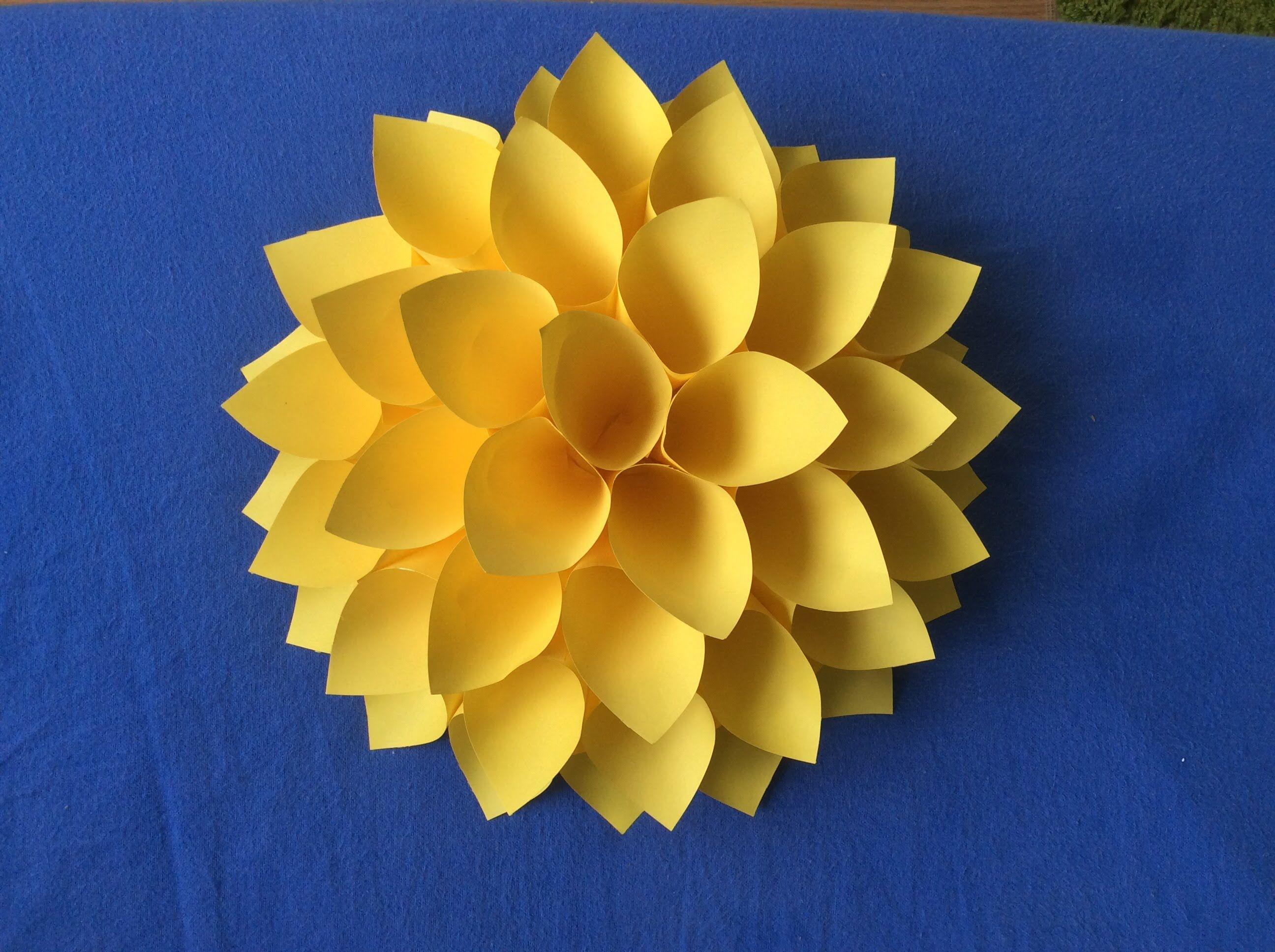 Как сделать цветочек из бумаги оригами фото 651