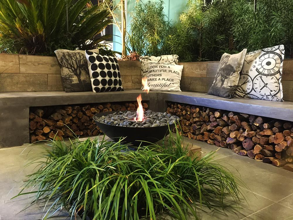 Boma Seating Area Fire Pits Home Garden | Gartenecke ... on Boma Ideas For Small Gardens id=12991