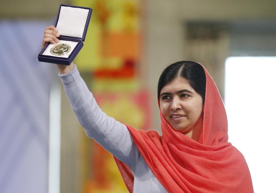 Malala ya tiene su Nobel de la Paz - 10 de diciembre de 2014