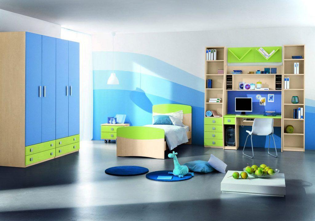 Schreibtisch-Ideen für Jungen, Boys\' und Girls\' Zimmer - http://www ...