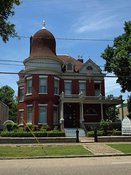 Perry Street Historic District Montgomery Al Alabama