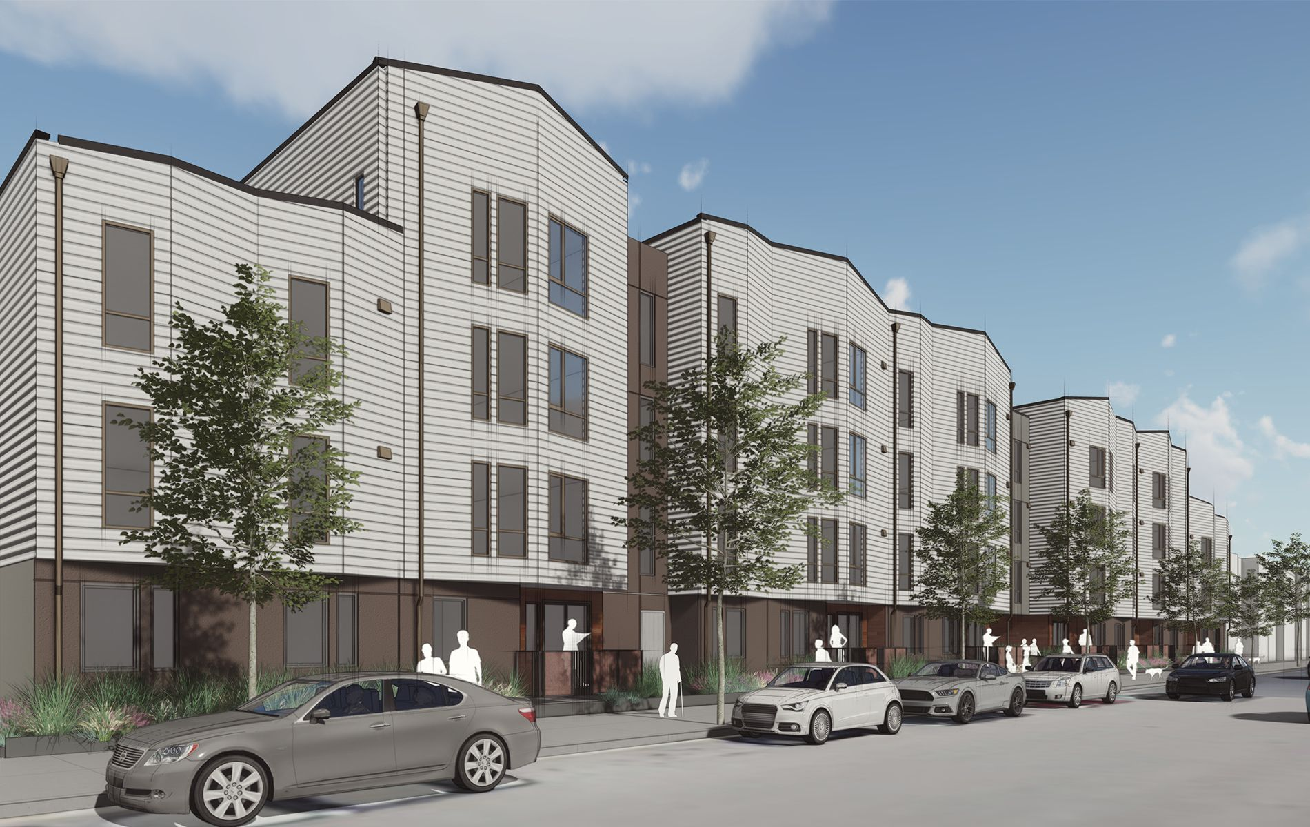Bar Architects Our Work Sfusd Educator Housing Affordable Housing Architect Multifamily Housing