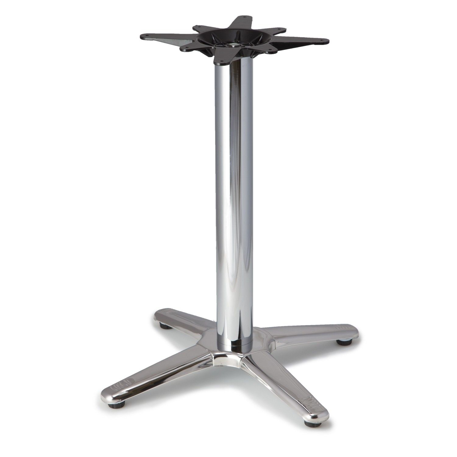 Patio 4 Aluminum Table Base The Series Bases Are A Great Choice Wherever You Need Stylish And Sy Outdoor Rated