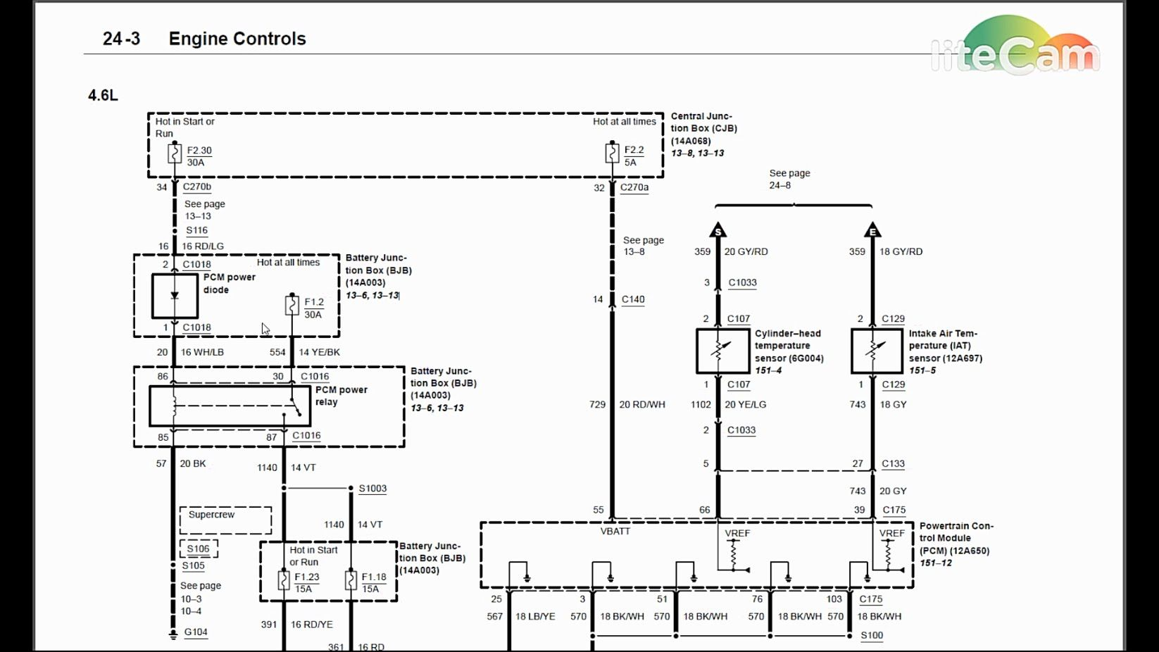 Wiring Diagram Diagnostics 1 2003 Ford F 150 No Start F150 Diagram Ford F150