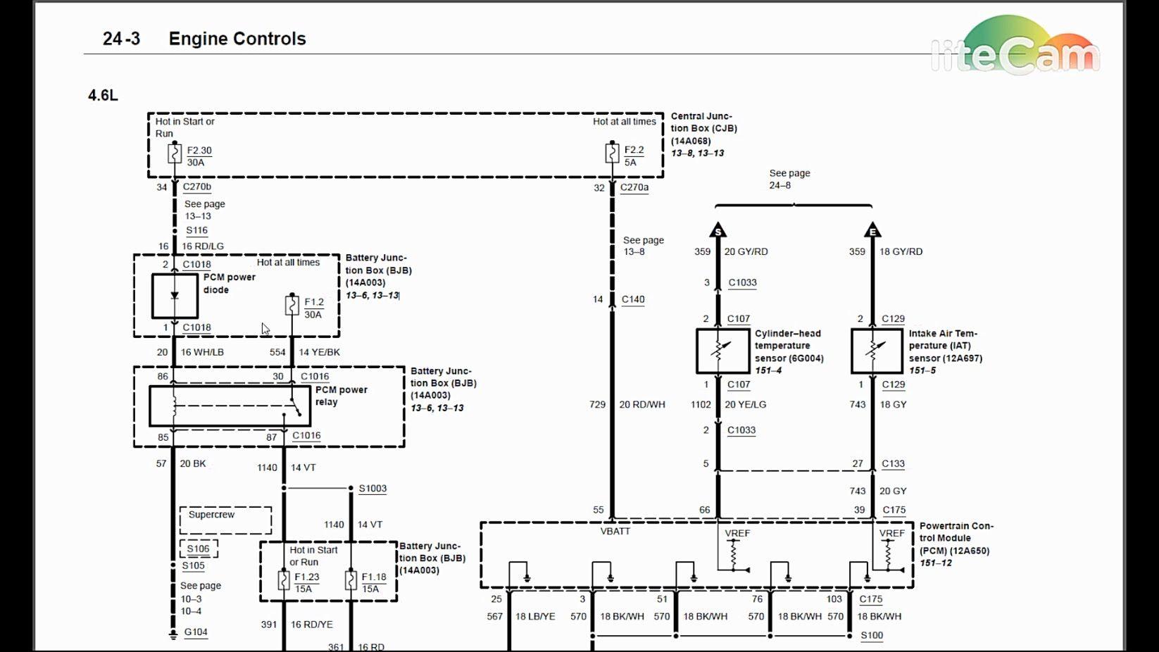 Mach 460 Wiring Diagram