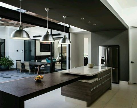 Detalles que marcan la diferencia. #moderno #diseño de #cocina en ...