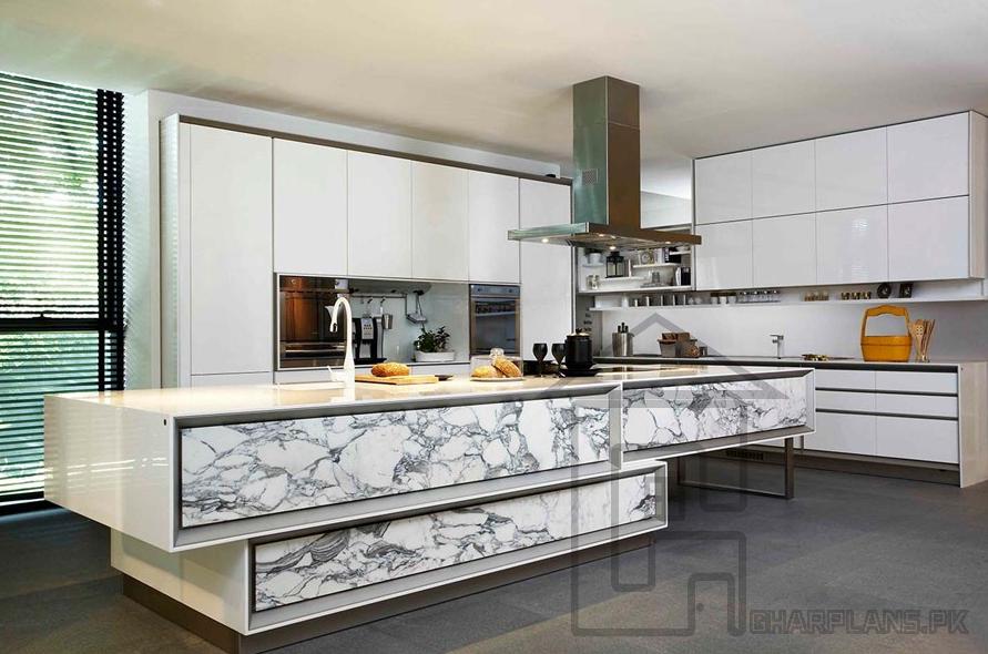 Beautiful Italian Kitchen Design in Pakistan. This kitchen was ...