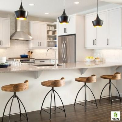 Henson Counter Stool Contemporary Kitchen Stools For Kitchen