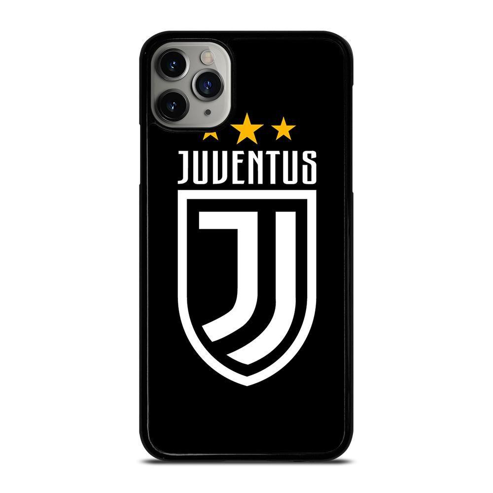 JUVENTUS BLACK LOGOS IPHONE 7 PLUS