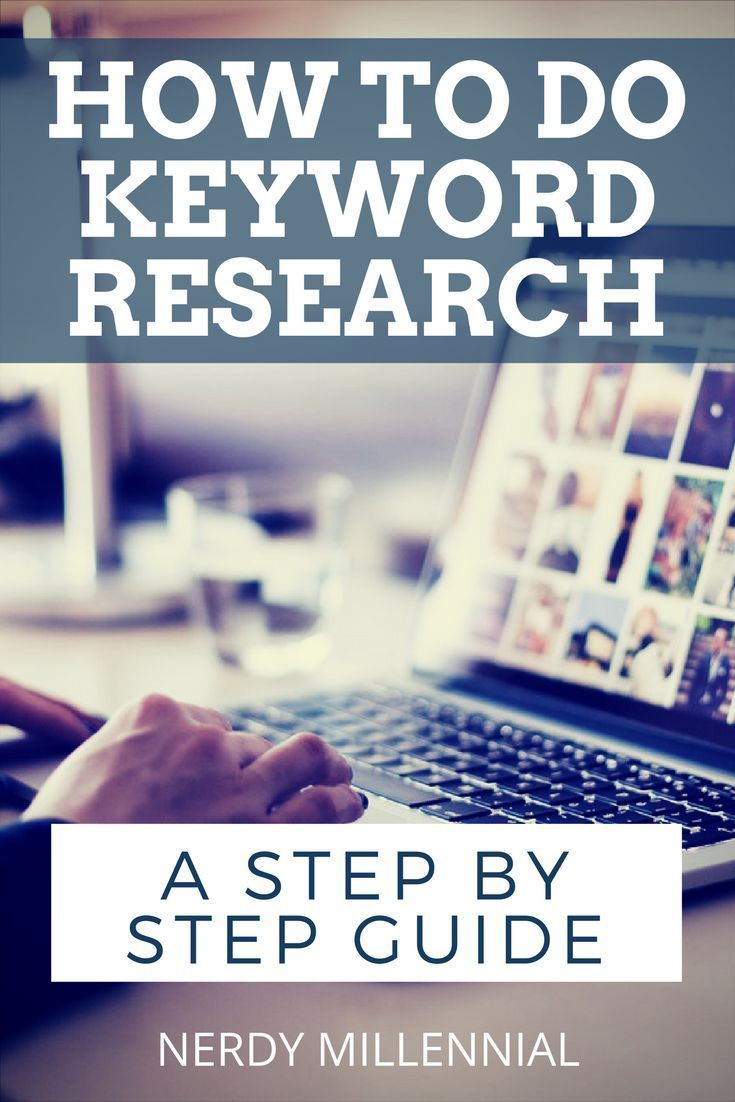 learn how to do keyword research from start to finish with this step by step guide