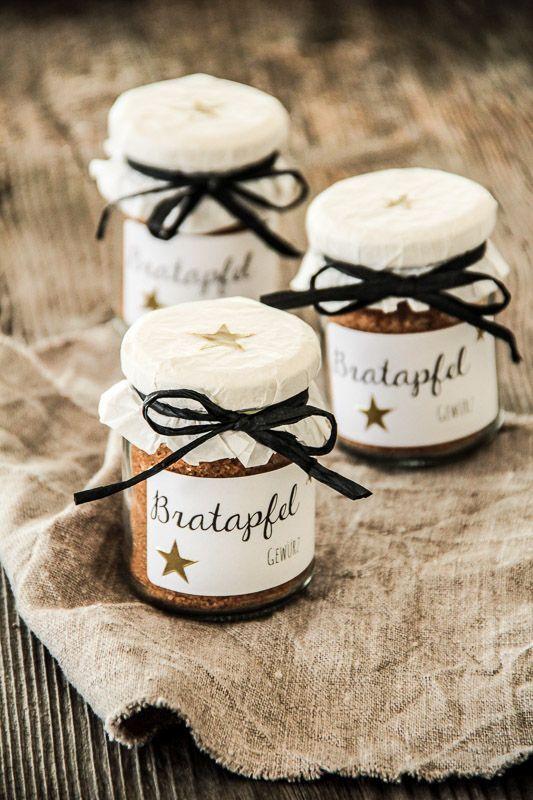 Advent Advent Bratapfelgewurz Selbstgemachte Geschenke Aus Der Kuche Geschenke Aus Der Kuche Hausgemachte Gewurze