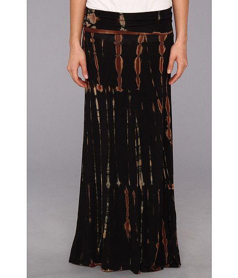 2ef42ae3a Culture Phit Ally Maxi Skirt Black | Style | Skirts, Maxi skirt ...