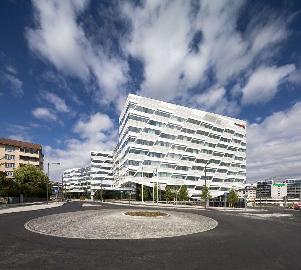 Gallery of Swedbank / 3XN - 6 | Pinterest | Architektur