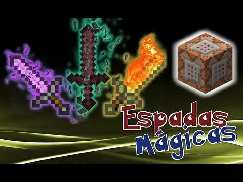 Espadas Magicas Sin Mods Con Un Solo Comando 1 8 Review