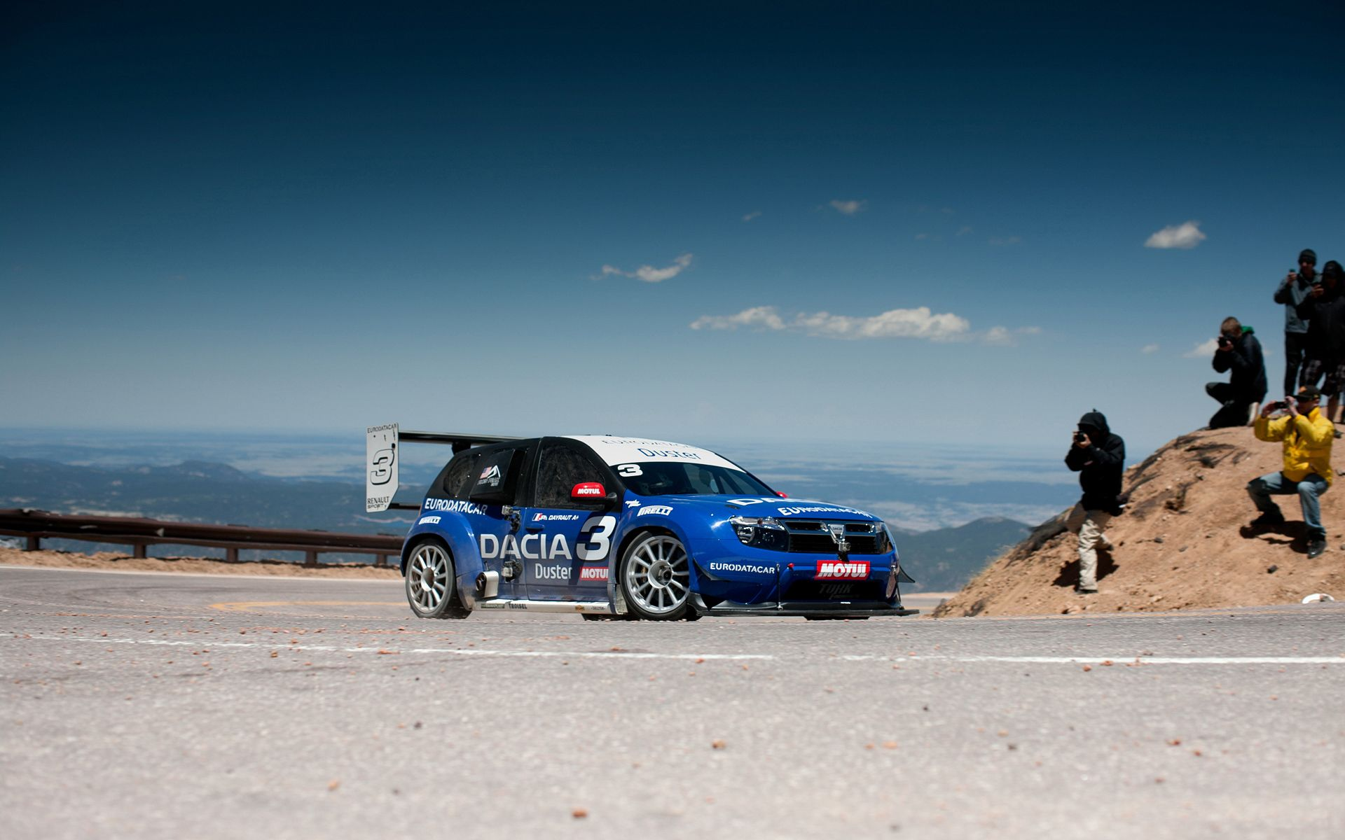 Dacia Duster Euro Tuning Car Wallpapers Concept Cars Pikes Peak