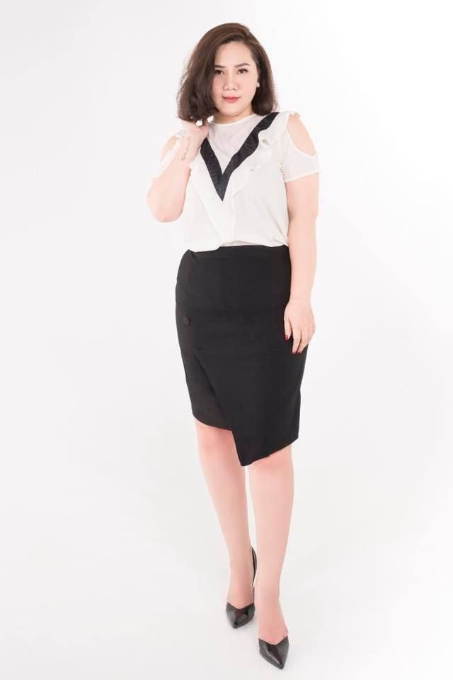 Thời trang nữ: Mách nhỏ mẹo phối đồ cho người béo bụng 511e046994922b5c31a758286b8074c2