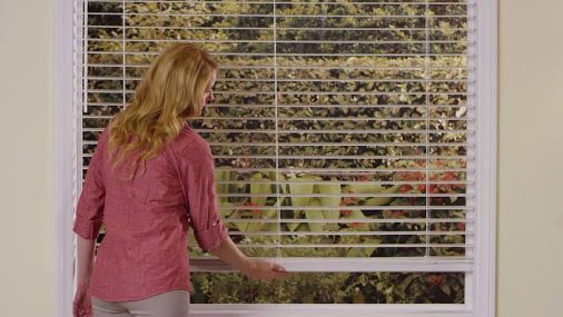 New Cordless lift option is being added to wood blinds, faux wood blinds and aluminum blinds. http://www.toledo-window-treatments-windows-blinds-coverings-drapery.com/