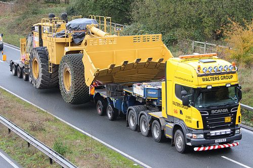 Scania | Heavy Hauling | Voiture, Poid lourd