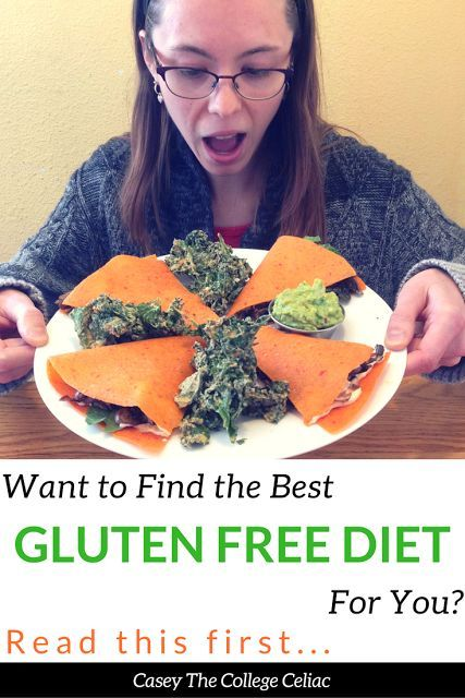 Want to find the best gluten free diet for you? When you ...