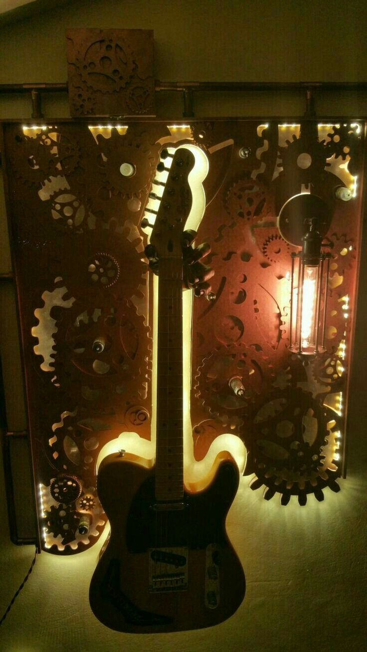 Pin by costi srn on unique steampunk guitar frame pinterest steampunk guitar unique frames frame picture frames jeuxipadfo Gallery